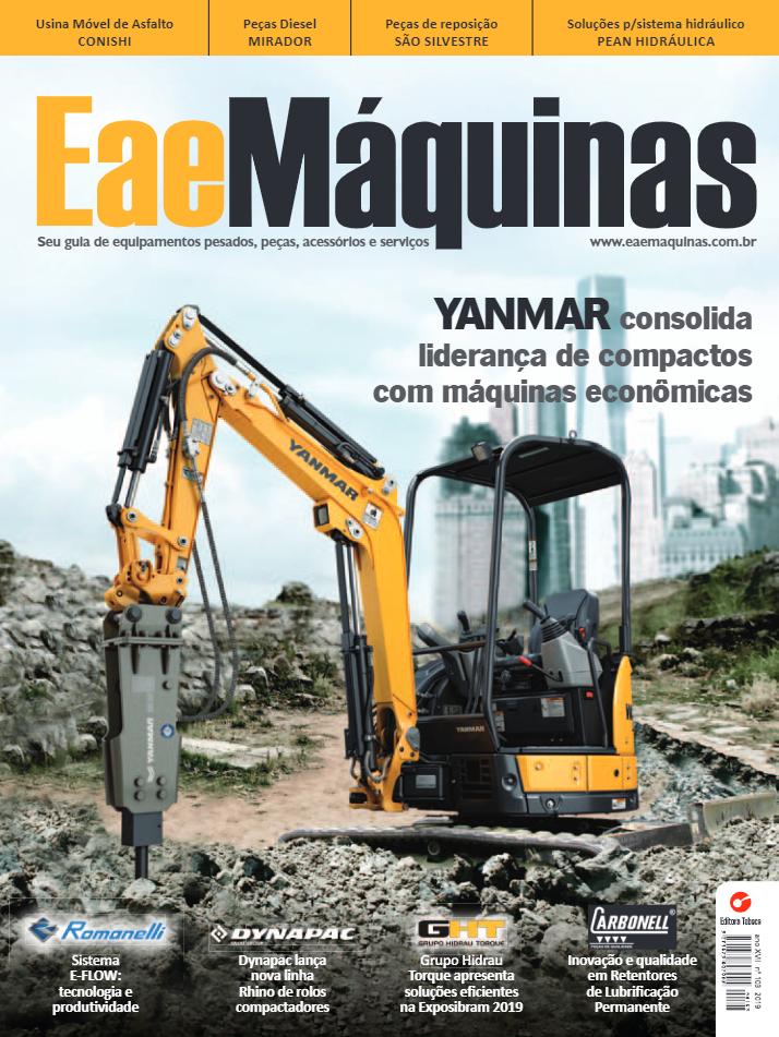 EAE MAQUINAS REVISTA EDIÇÃO 103