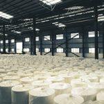 Testes hidrostáticos em tubulações de planta de celulose utilizam…