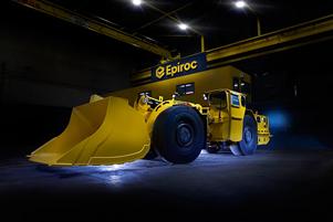 Epiroc adquire empresa especializada em conversão de equipamentos diesel para elétricos.