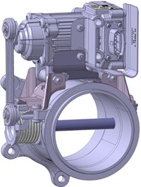 Rheinmetall recebe pedidos de milhões de euros de fabricantes de motores premium para válvula reguladora dos gases de escapamento.