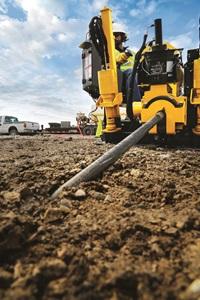 Equipamentos podem ser usados na instalação de fibra óptica, eletricidade e saneamento